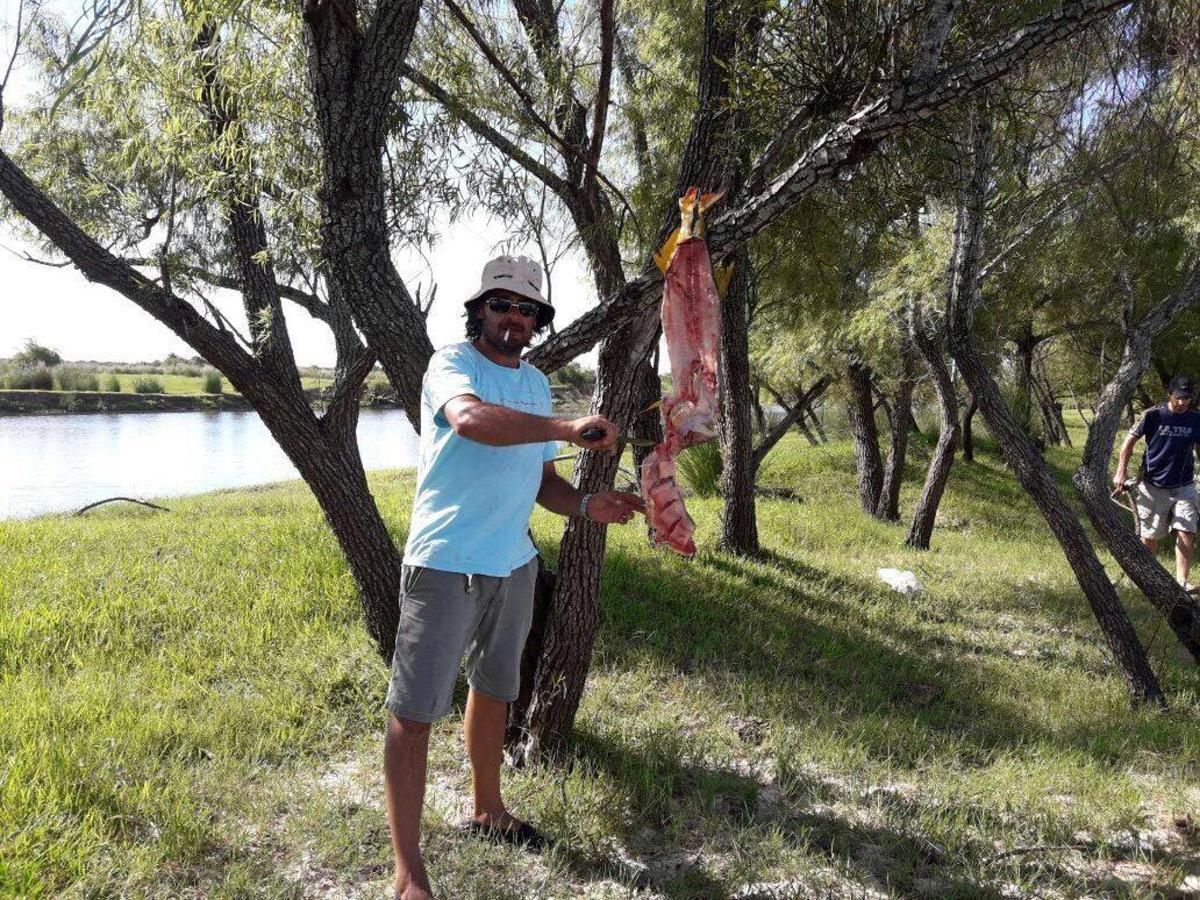 Pesca con mosca o encarnada