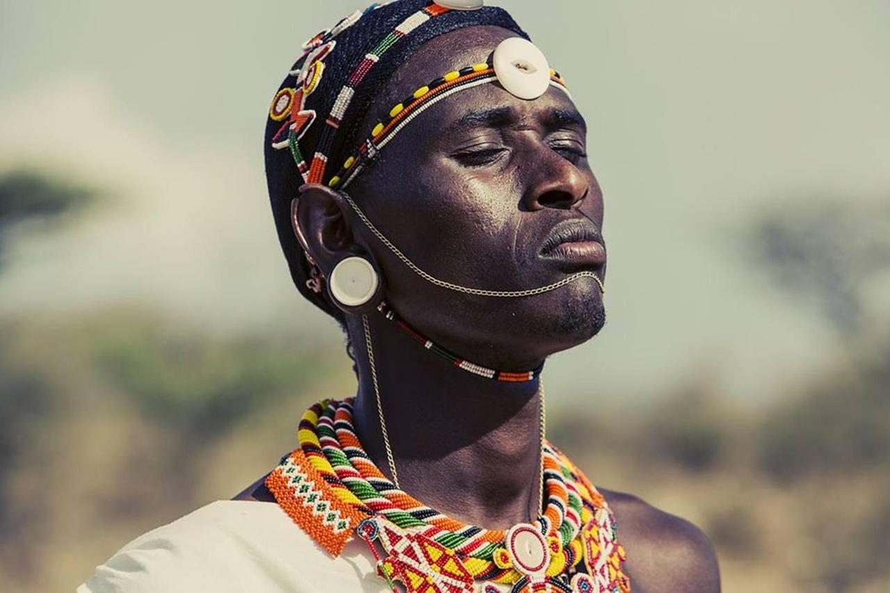 Incredible African culture - Samburu man by photographer Dirk Rees.jpg