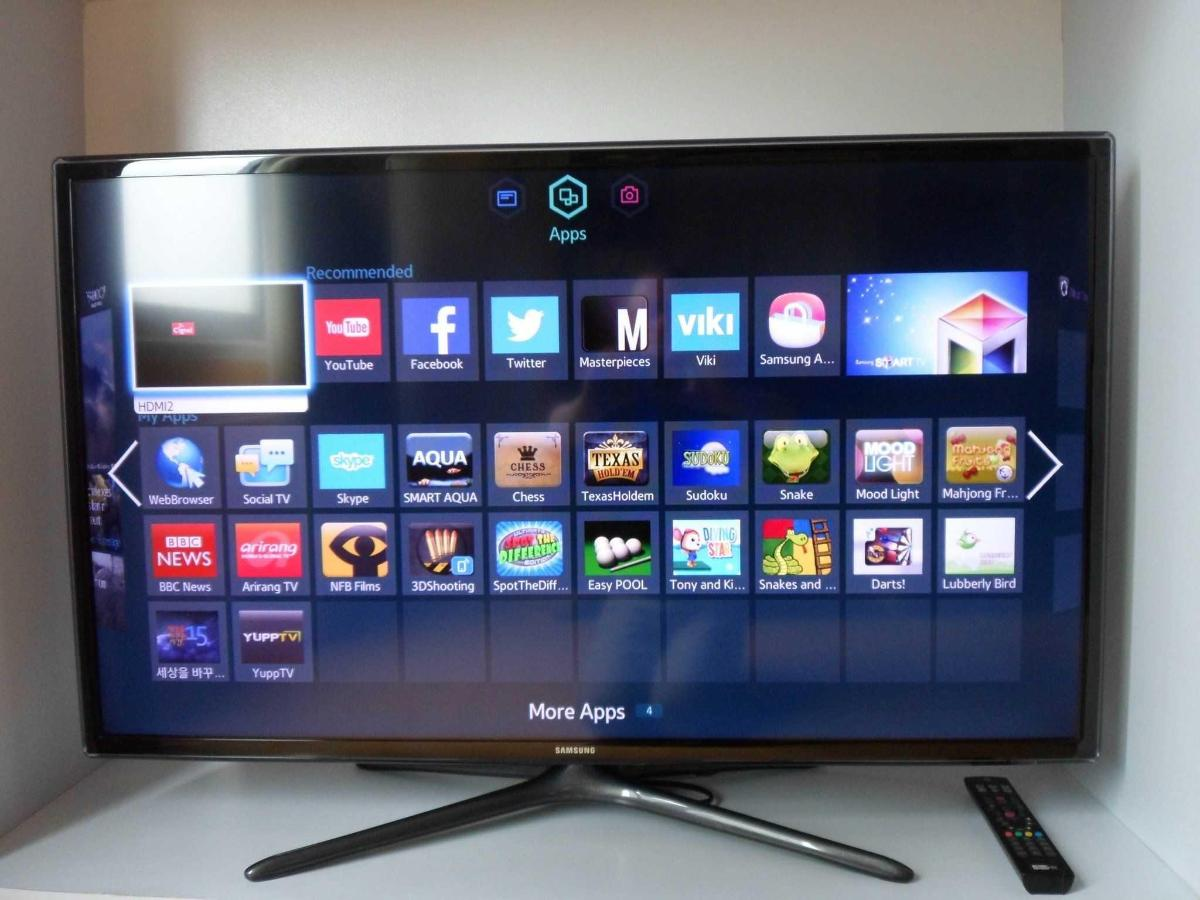 HD, SMART or 3D TV depending on apartment selected
