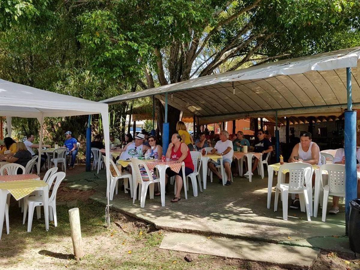 Feijoada Sertaneja Pousada Paraíso das Águas - Itirapina - SP