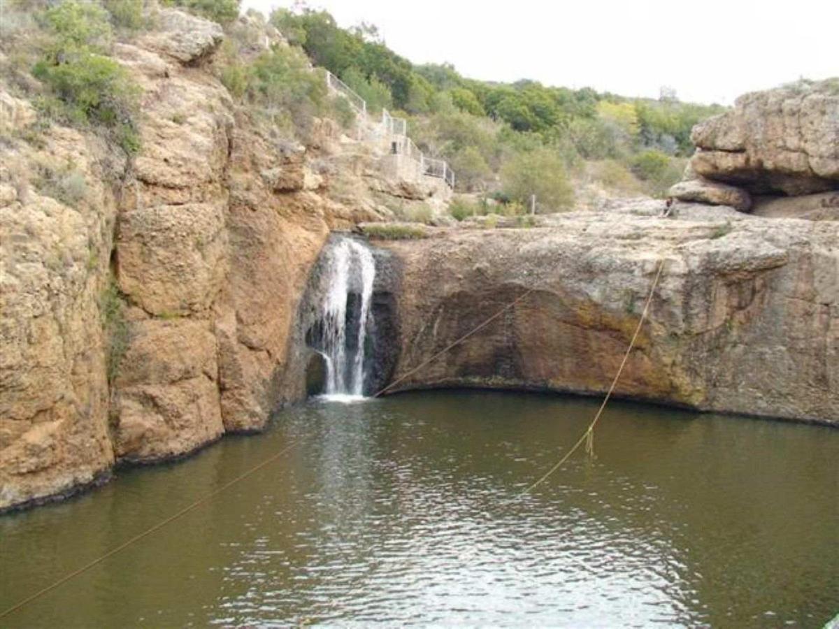 waterfall Jeffreys bay