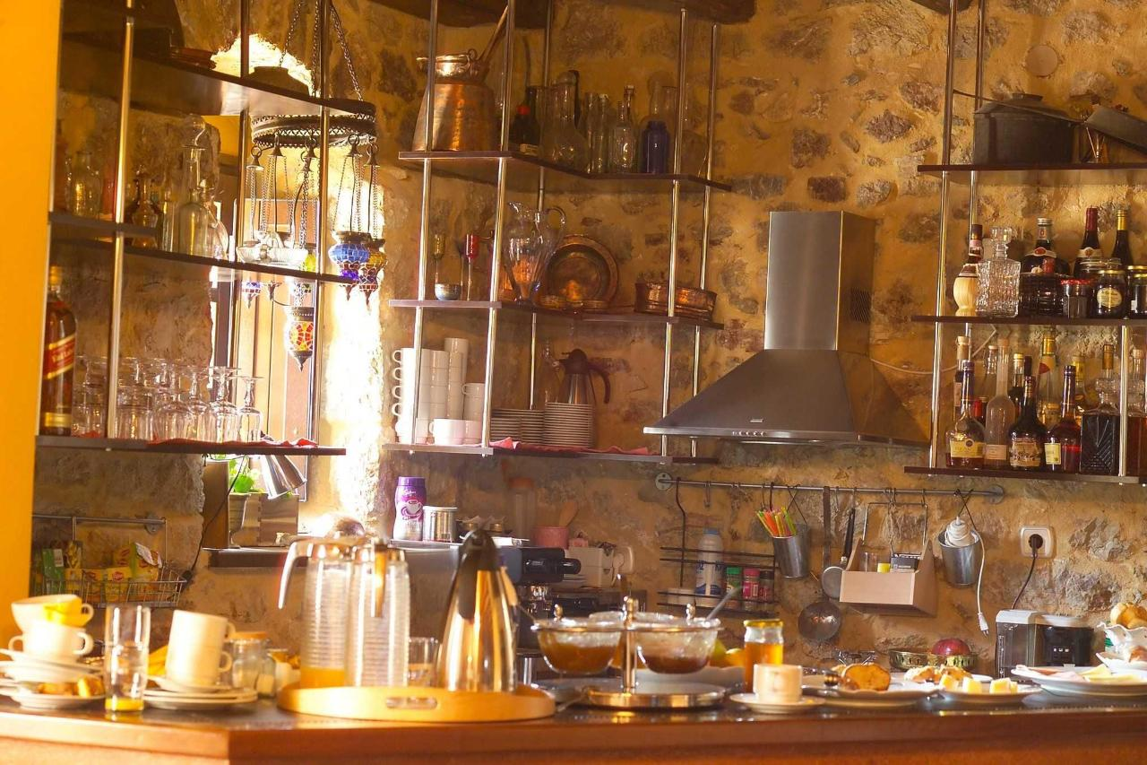 Μπαρ - Κουζίνα