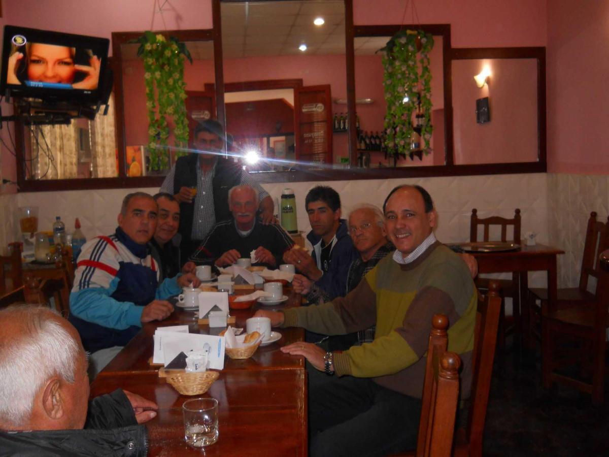 Visitantes de Calamuchita