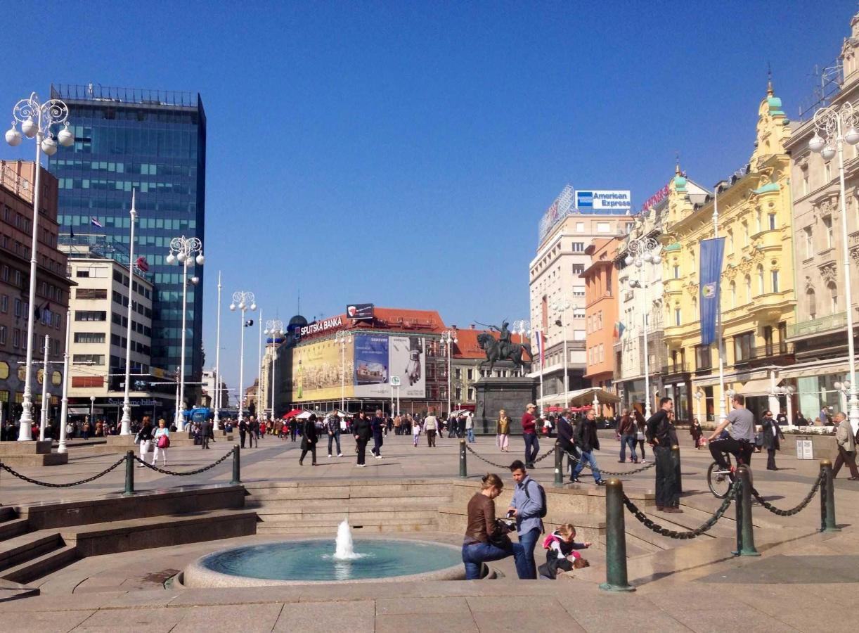 Ban Jelacic Square - Main City Square