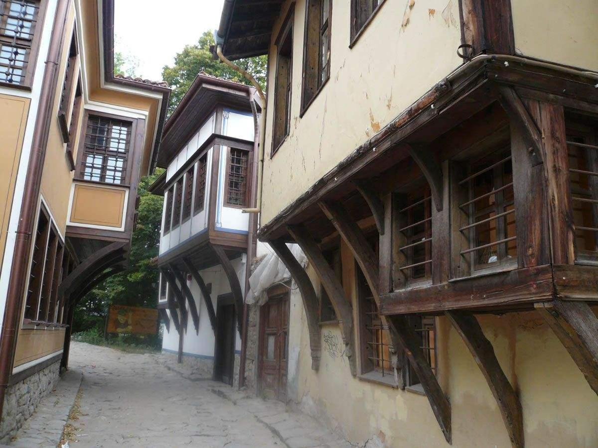 old Plovdiv - East Gate Guest rooms