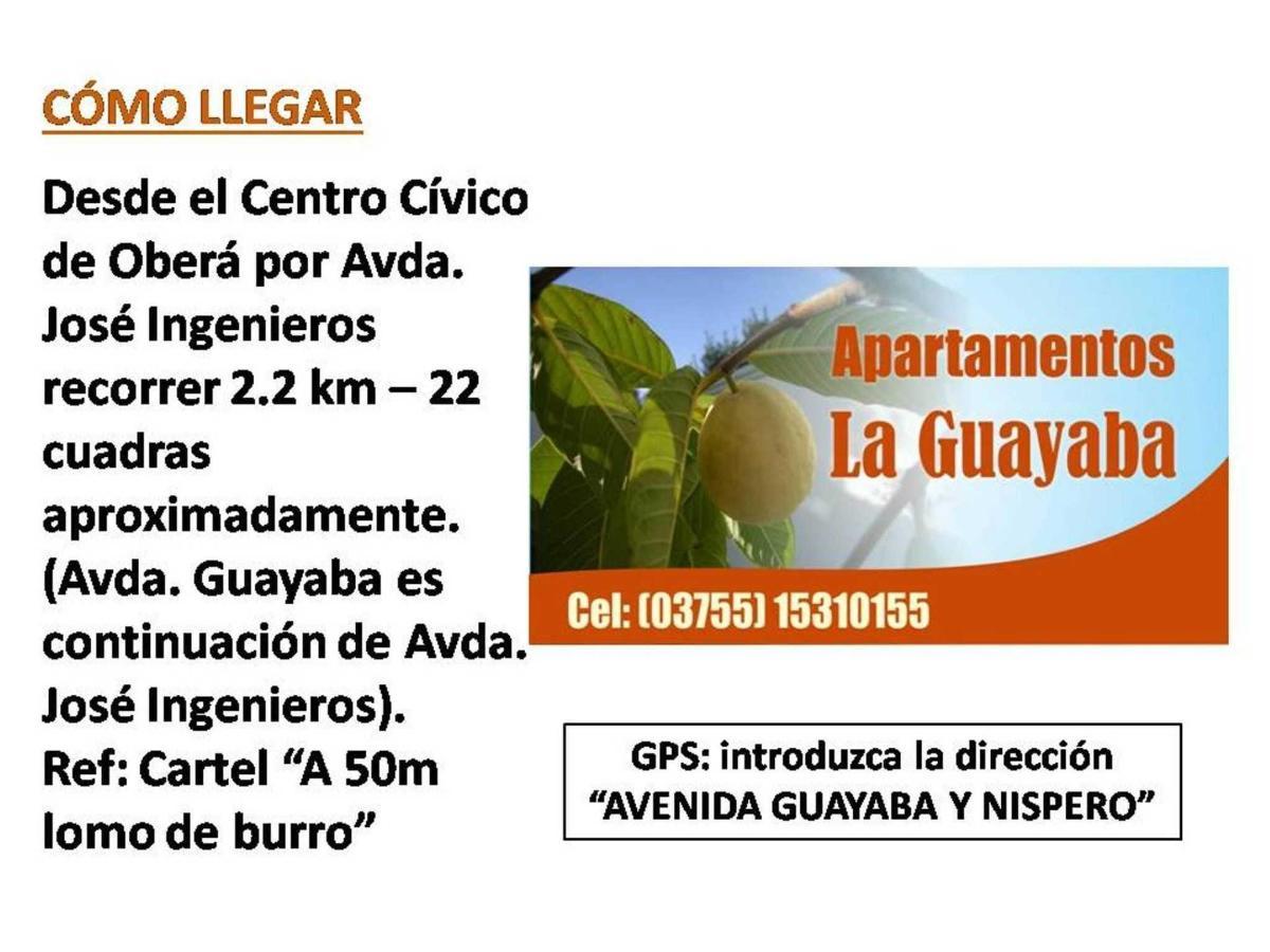 Apartamentos La Guayaba