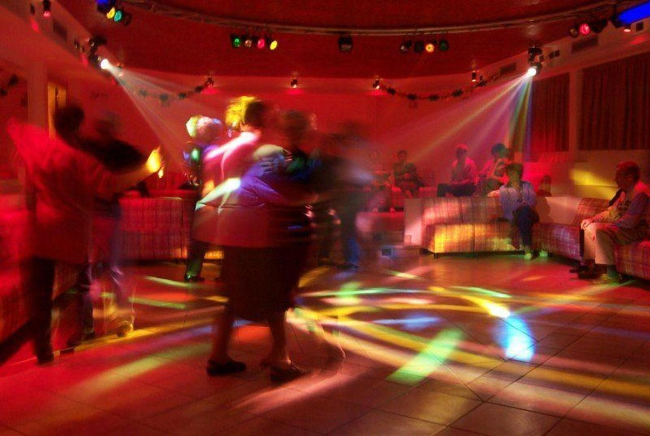 Dolomiti Hotel Olimpia, discoteca