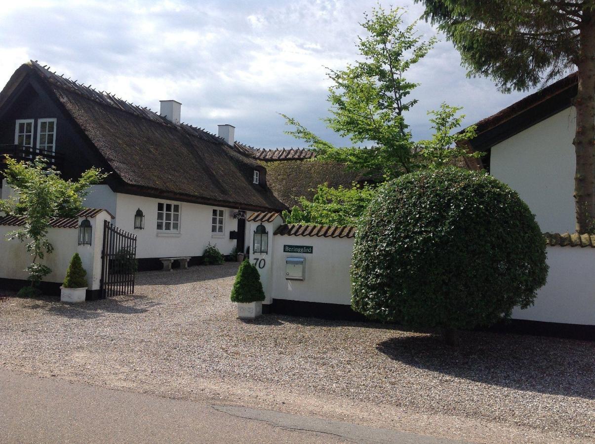 Beringgaard入口