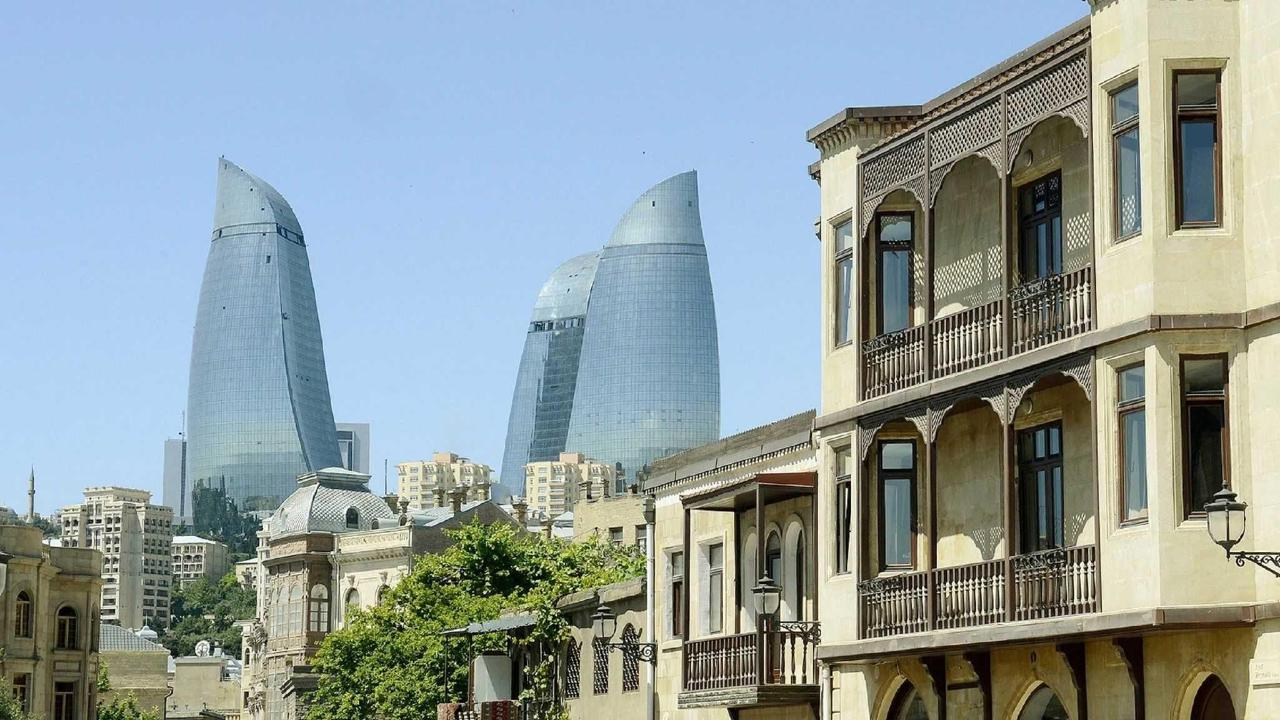 Iva Hotel Old City Baku