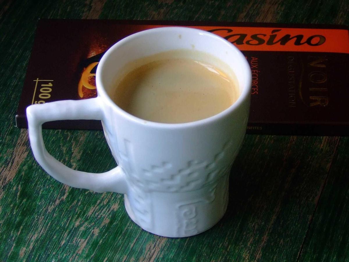 Morning/Coffee tastes good