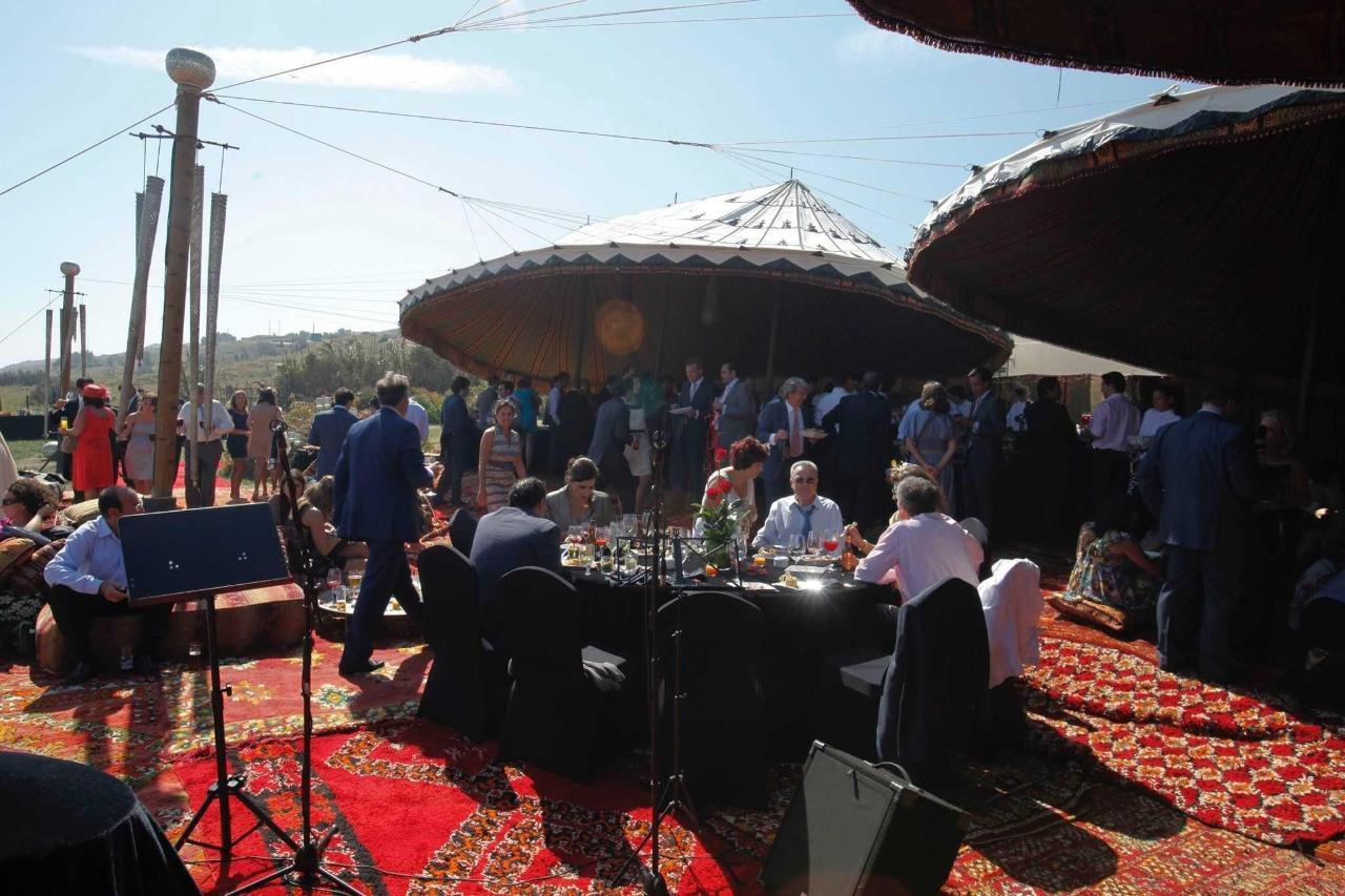 Wedding Garden Tarifa