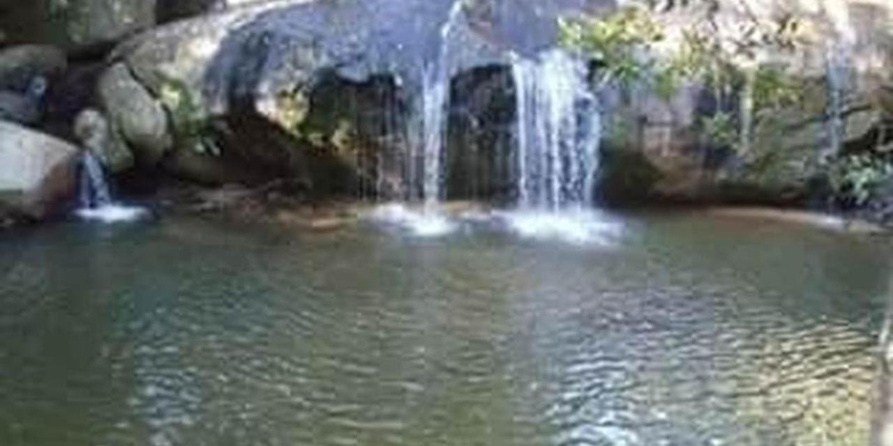 cachoeiras e relaxamento