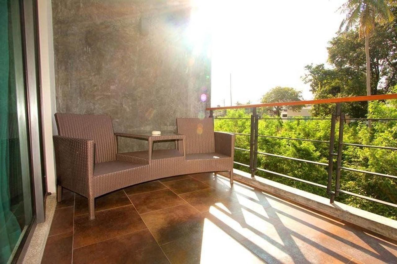 Balcony of bedroom
