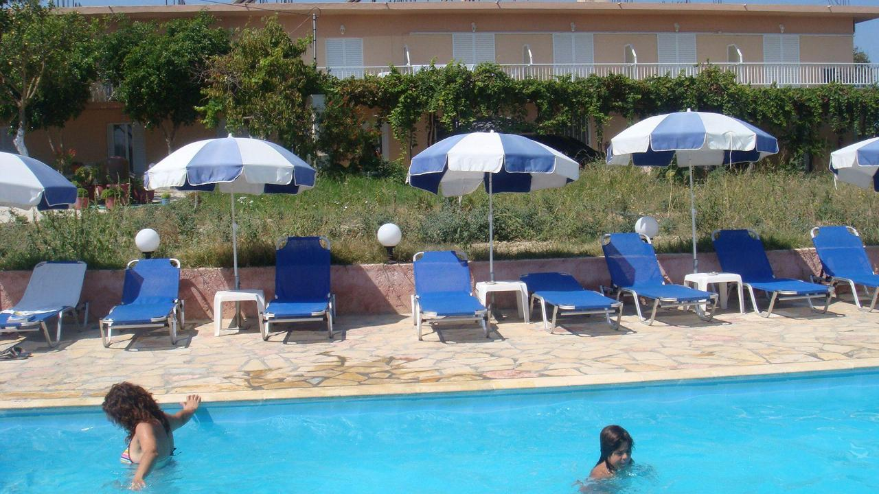 ZANTE. PENSION TONIA