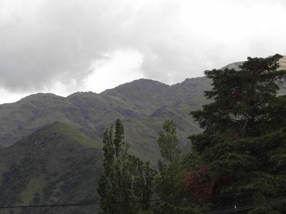 Vista a las Sierras