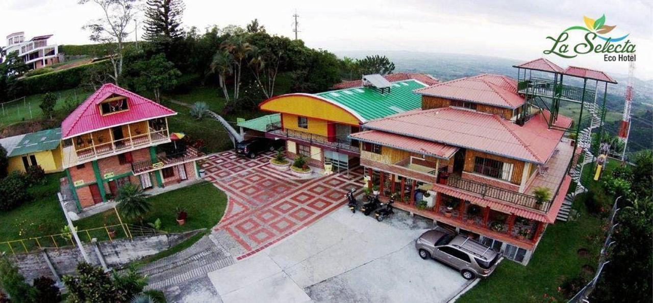 La Selecta Eco Hotel 16