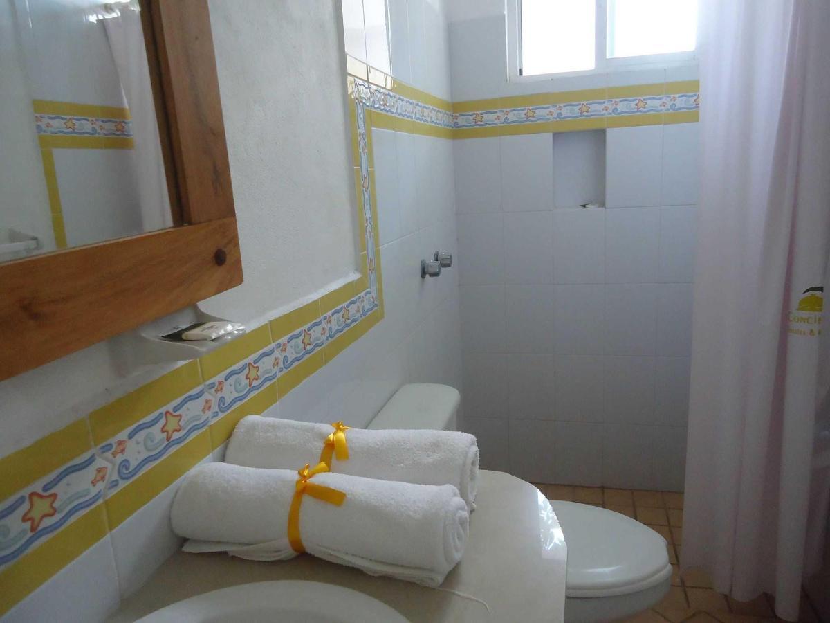 Chambres vista interior