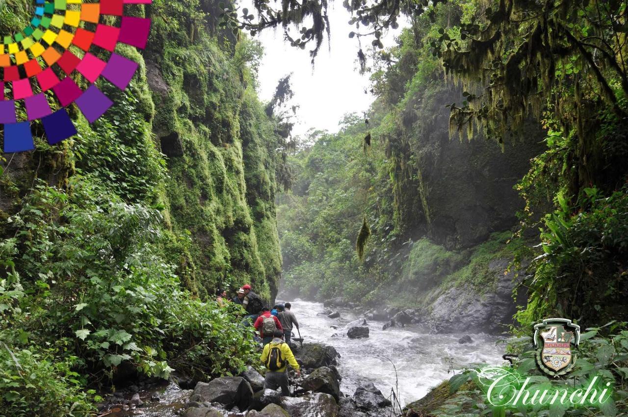Cascada de Pailahuaico