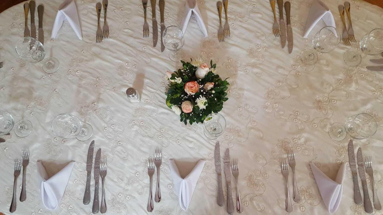 Eventos y Banquetes