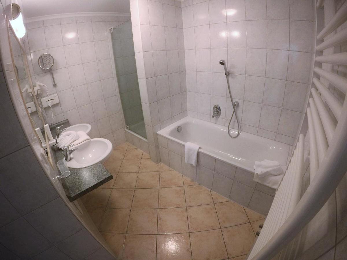 Badezimmer Junior Suite *Südhaus*