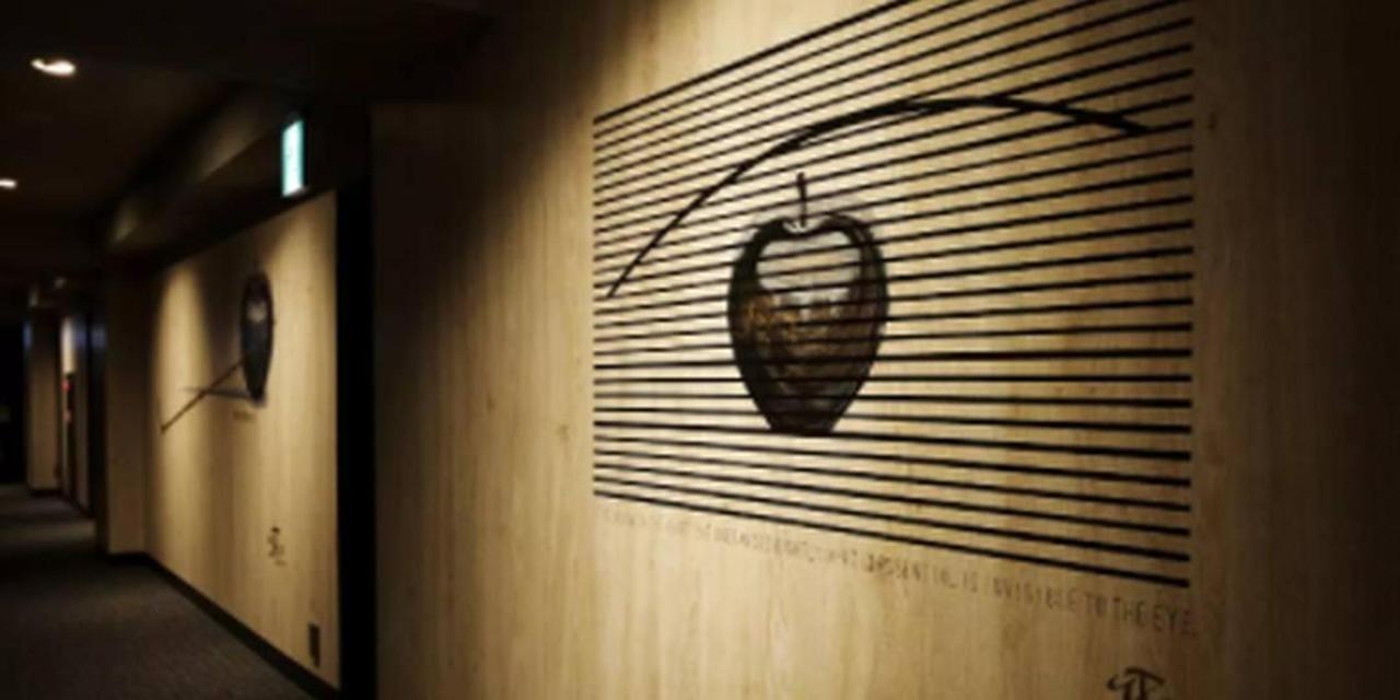 Artwork at corridor.png