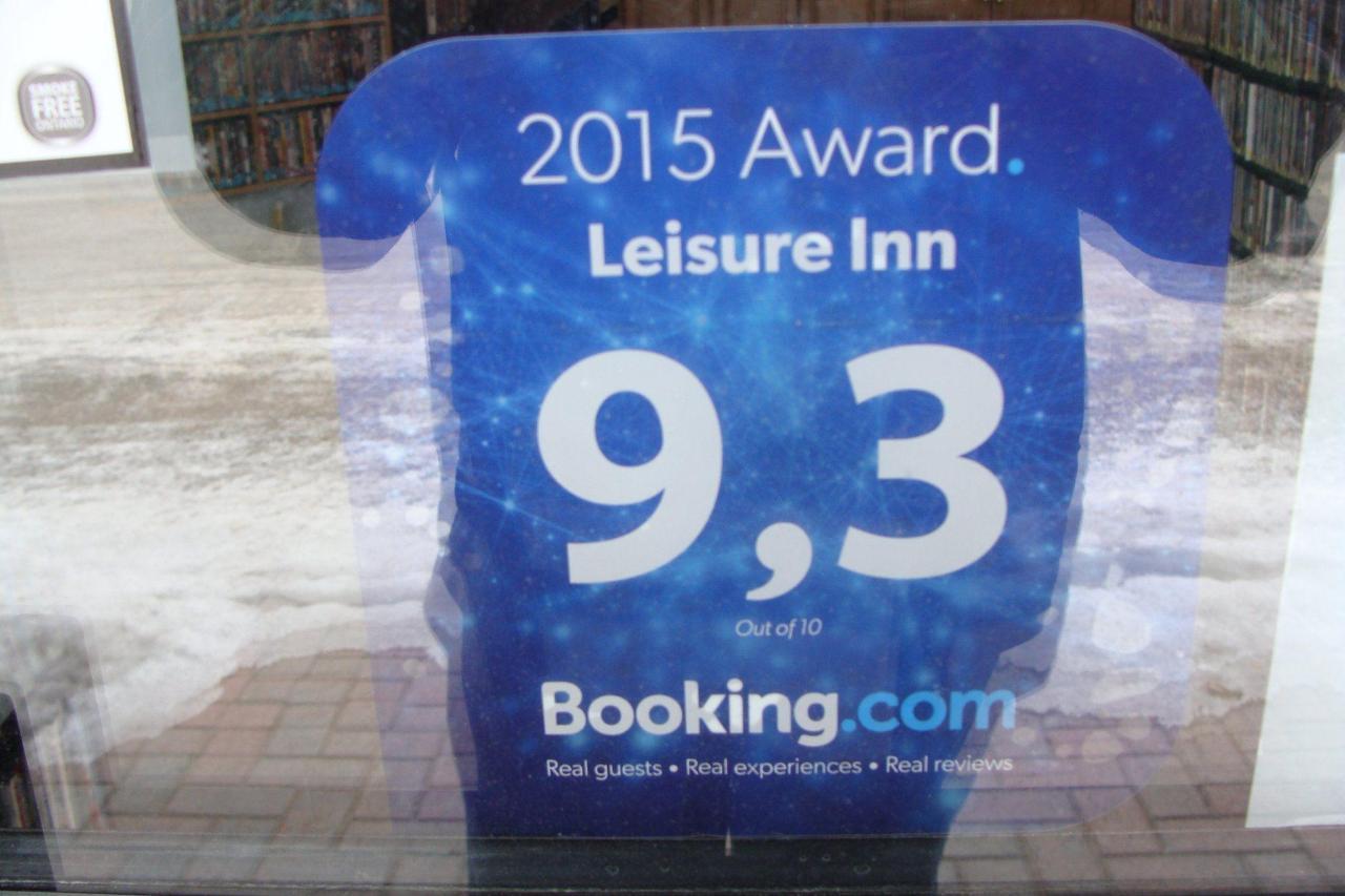 Booking.com 9.3