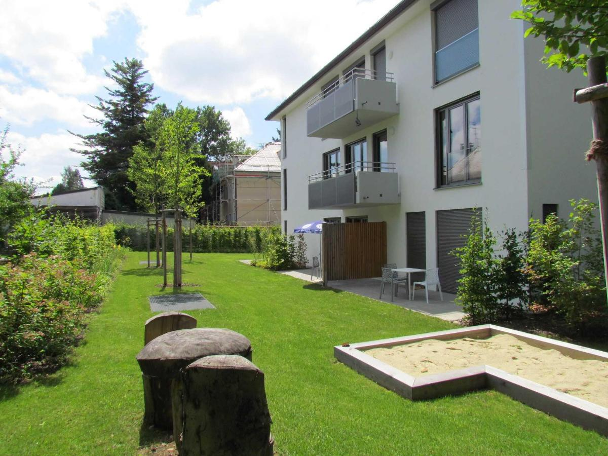 Das Haus und der Garten