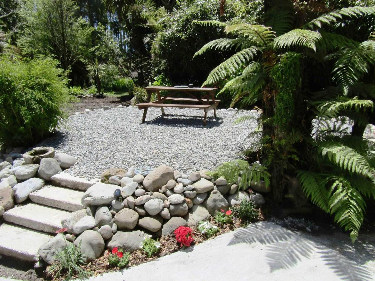 Gardens and outside spaces
