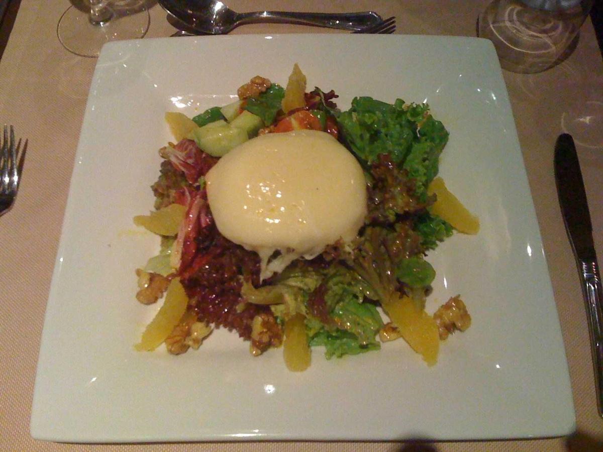 Vermion baiser salade