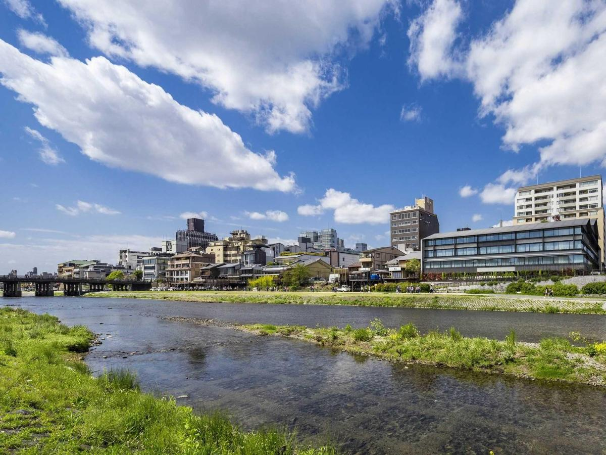 The scenery from the other side of Kamogawa river.jpg