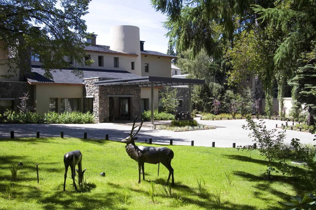 Garden - El Casco Art Hotel