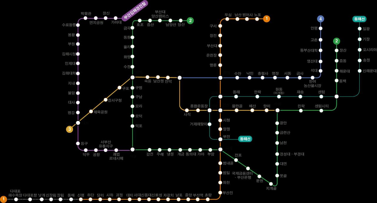Busan Metro Map Korean.png