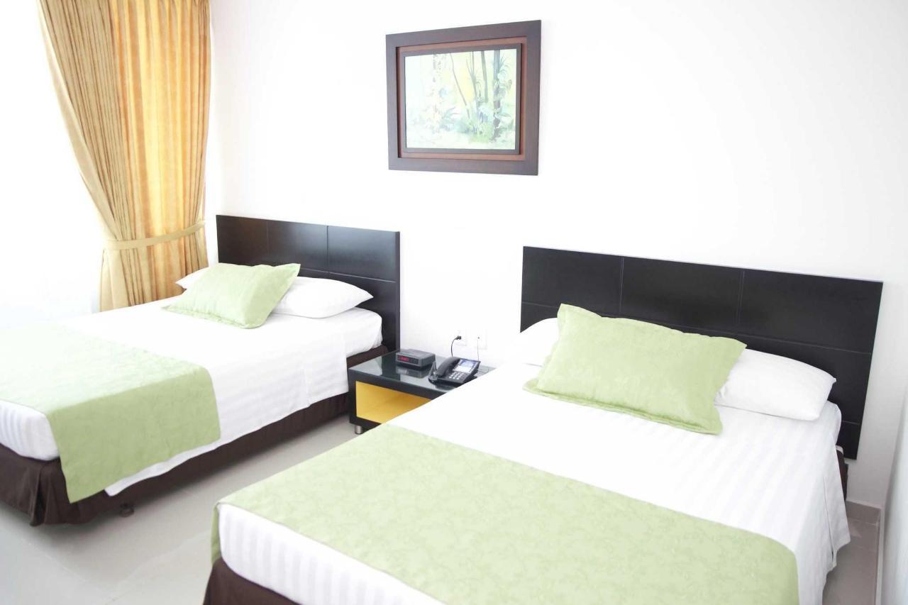 Habitación ejecutiva 2 camas