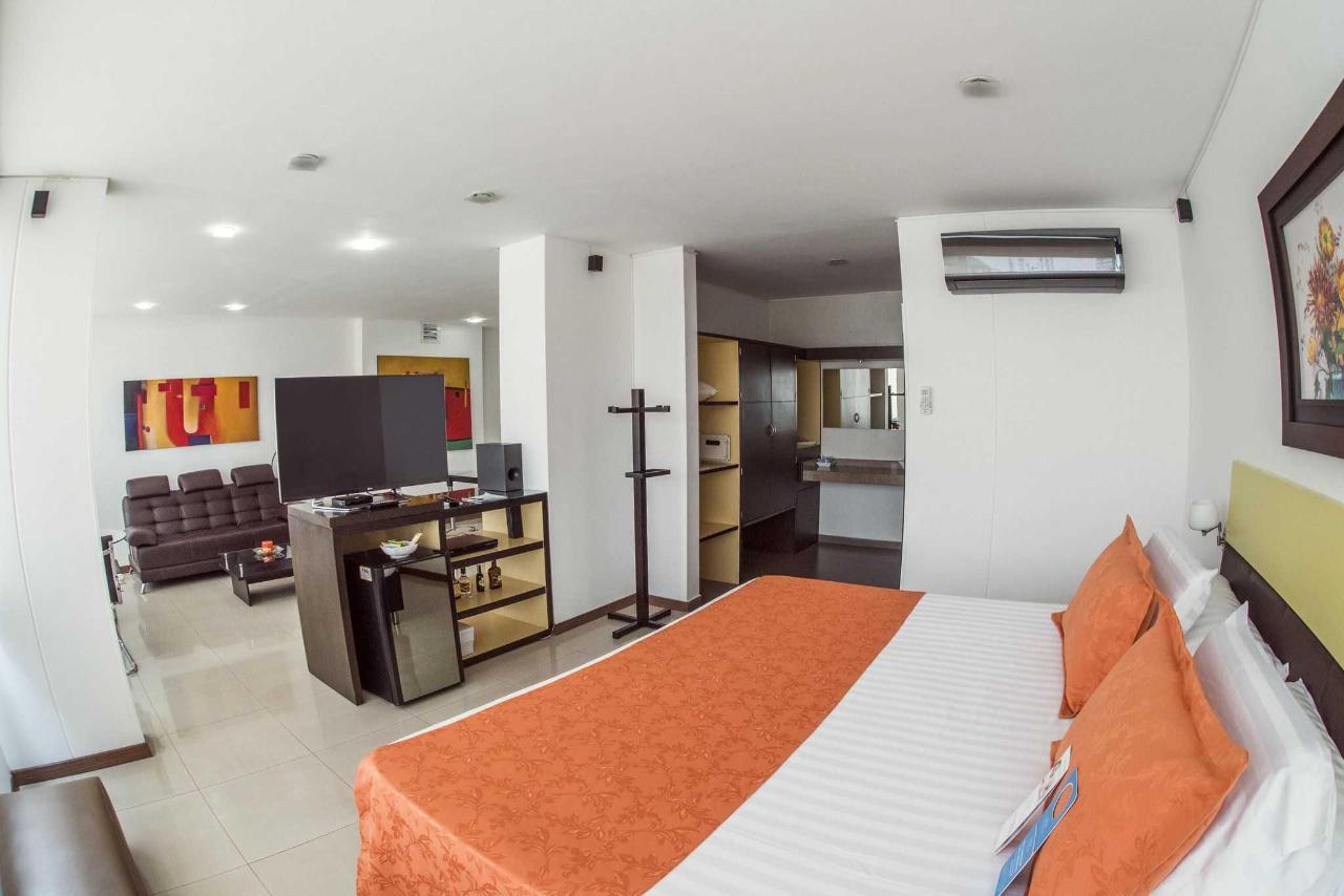 Habitacion Jr. Suite