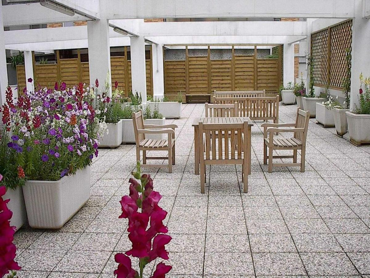 Roof Garden - Terrace