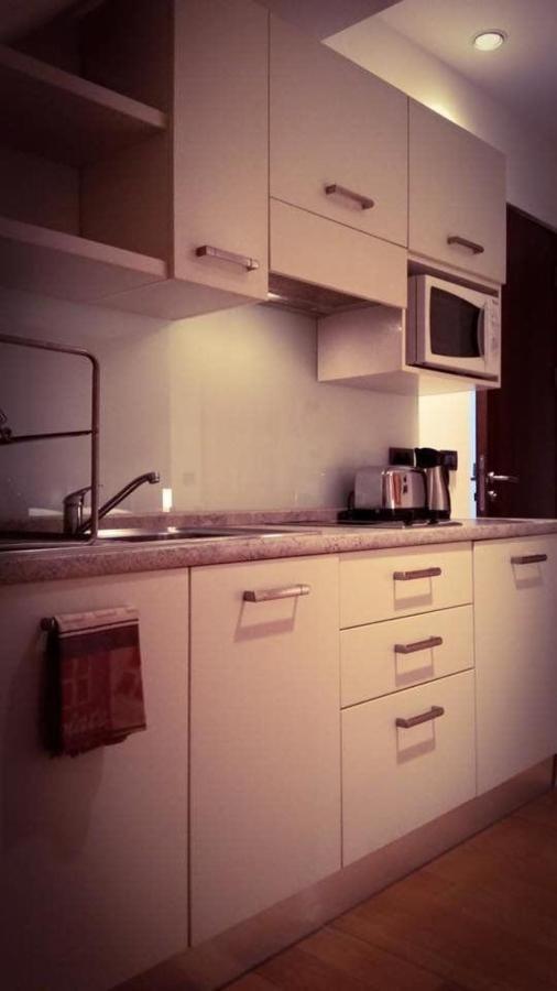 Apartment type B - one bedroom