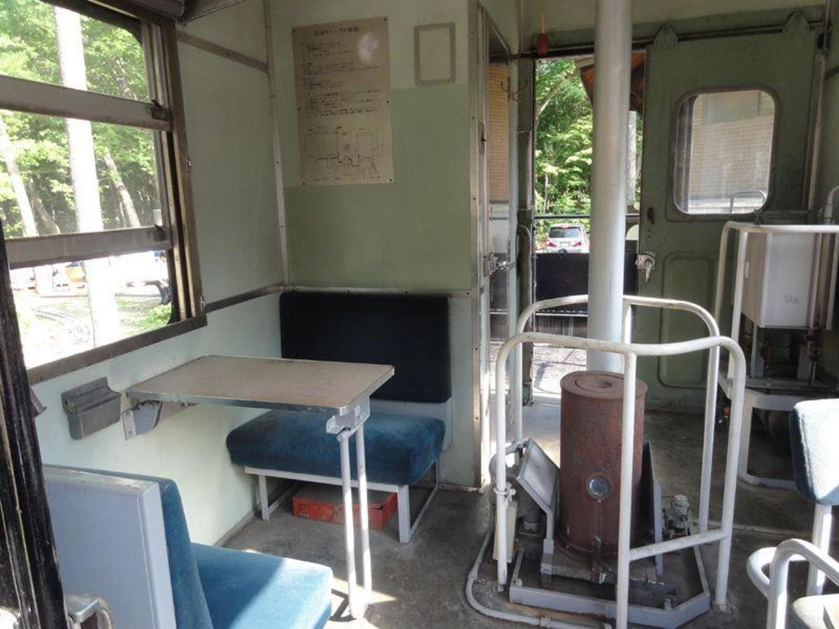 Parque de trenes