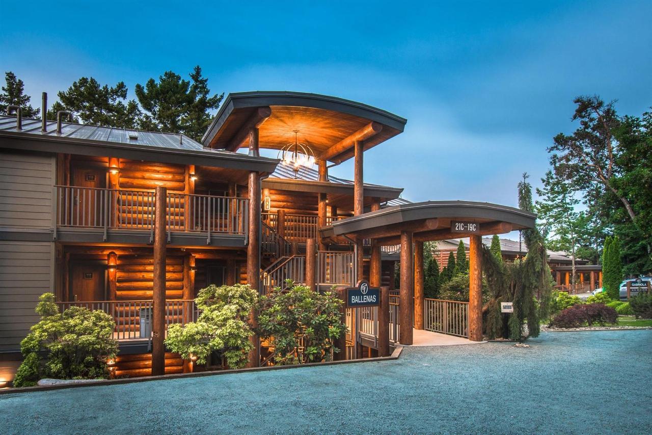 Tigh-Na-Mara Ballenas Oceanview Resort
