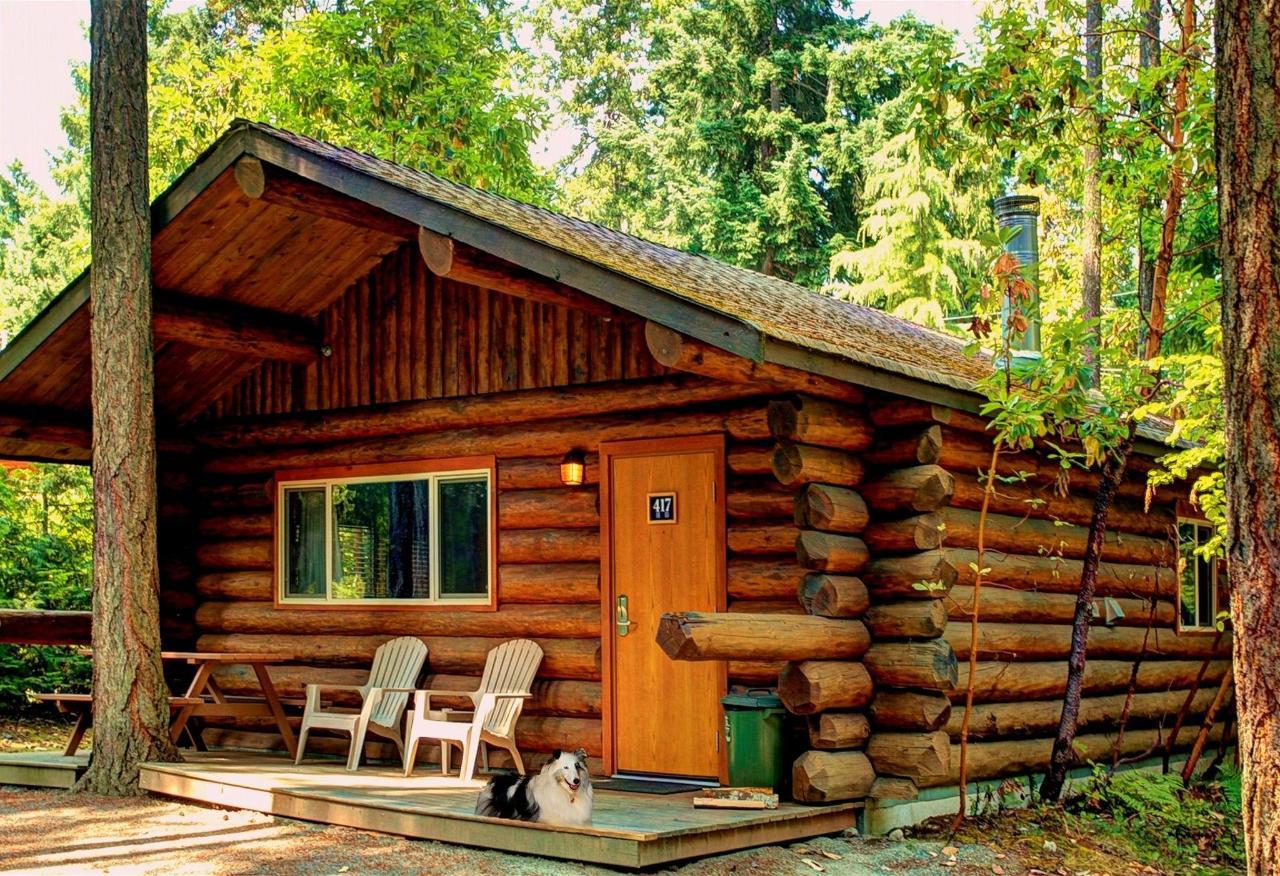 Tigh-Na-Mara Seaside Spa Resort Pet Friendly Cottage