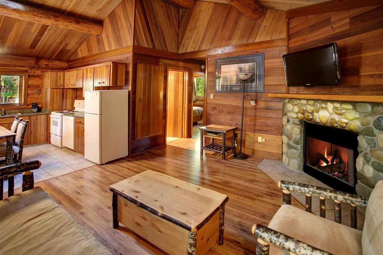 Tigh-Na-Mara Seaside Spa Resort Cottage Interior
