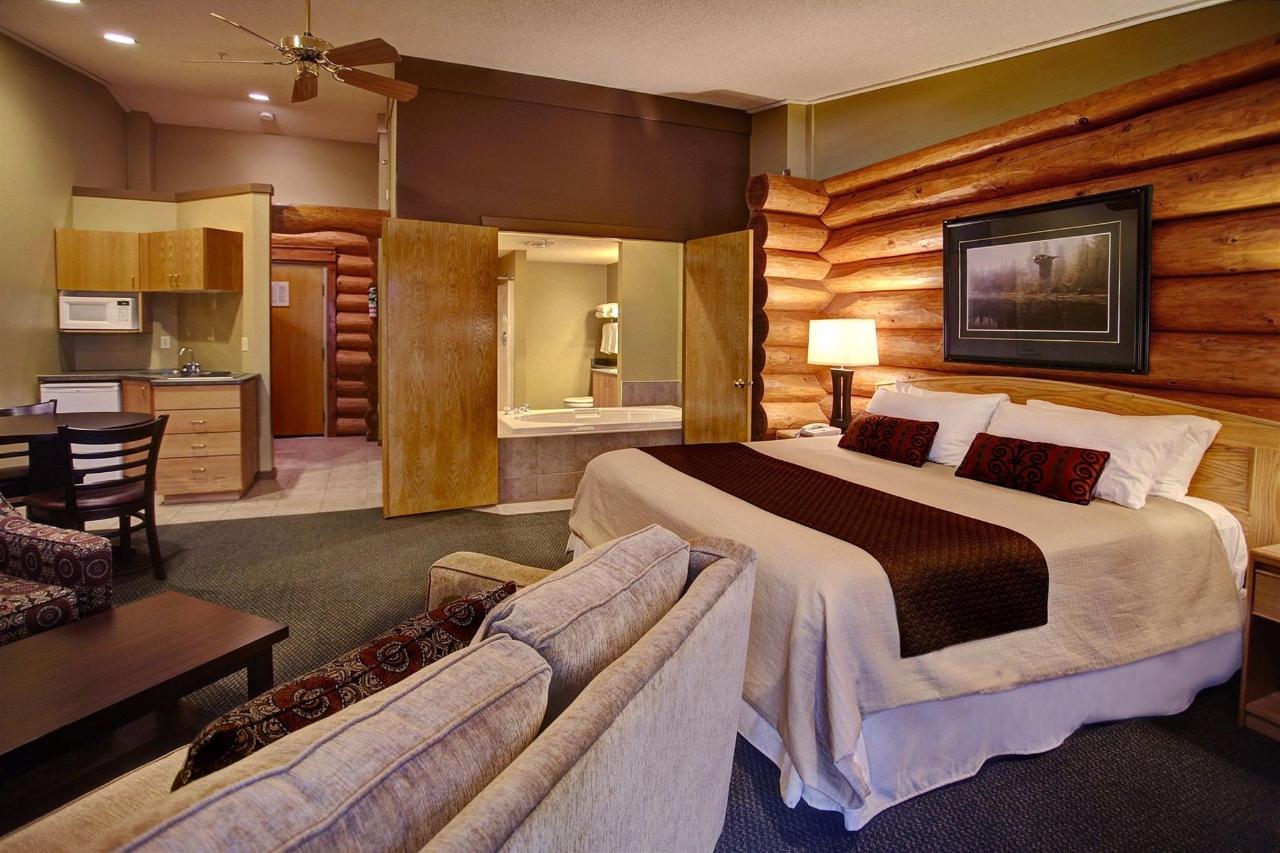 Tigh-Na-Mara Seaside Spa Resort Bungalow Studio