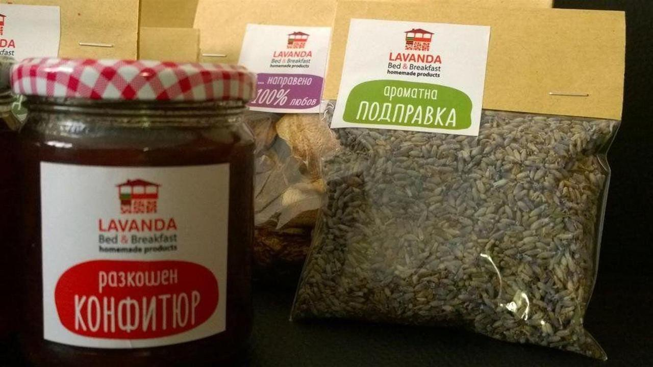 Lavanda Bed&Breakfast Homemade Products.jpg