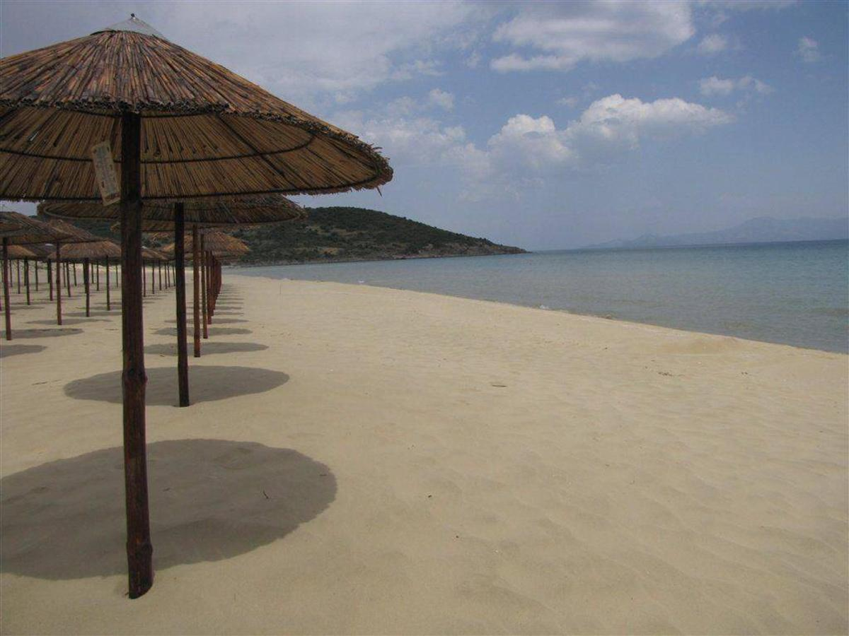 Ammolofoi beach, Kavala, Greece