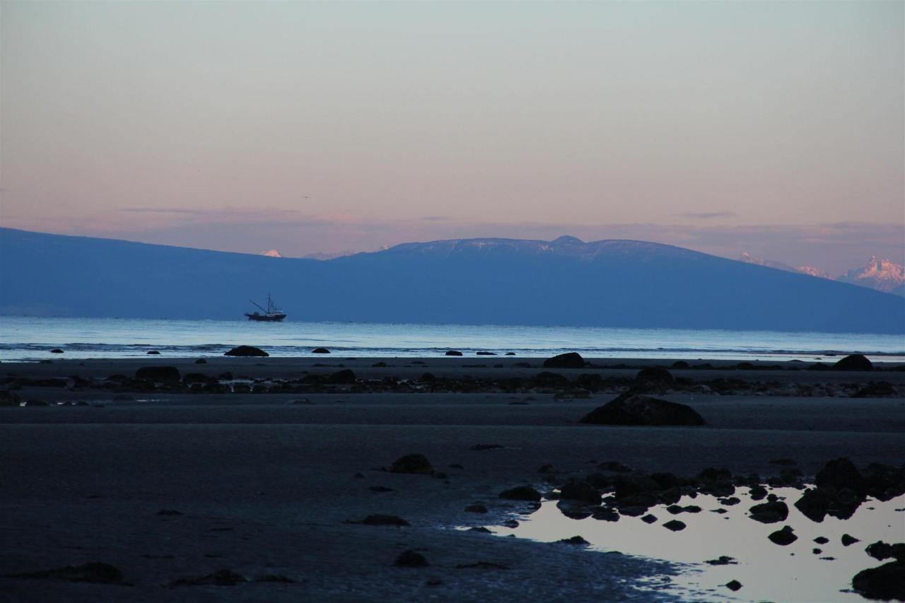 Vancouver Island Analarai Twilight Beach Boat