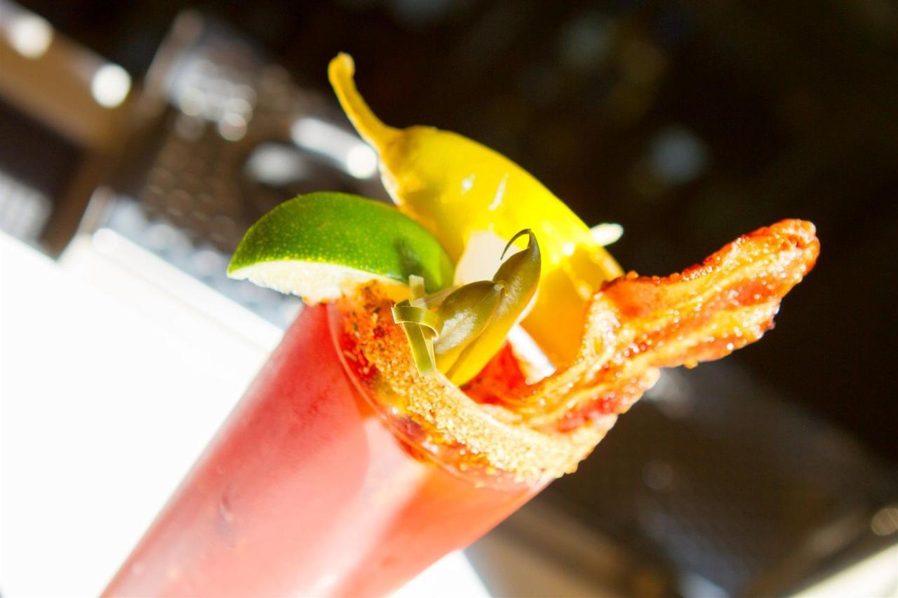 Tigh-Na-Mara Cedars Restaurant Lounge Caesar