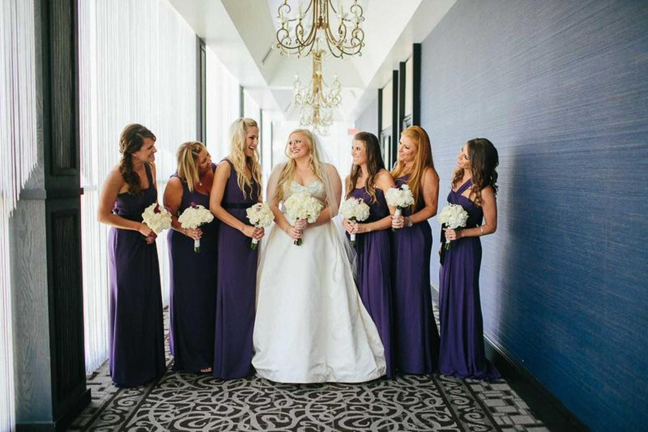 Joyous Bridal Group in Veranda