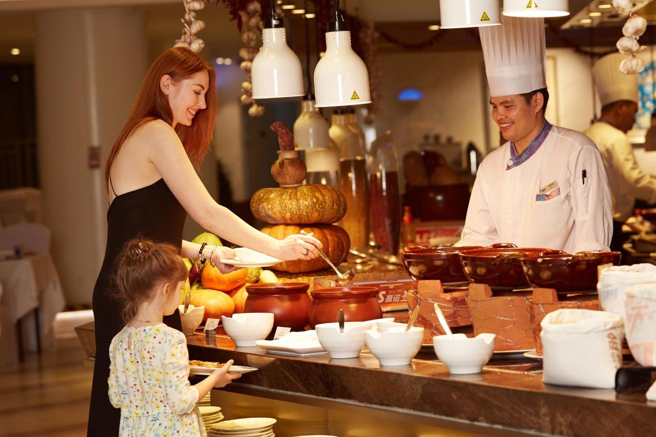 Chef parent-child interaction