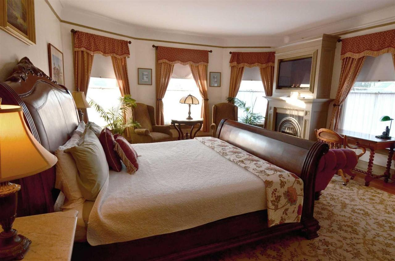 Union Gables Inn Saratoga Springs Edward room