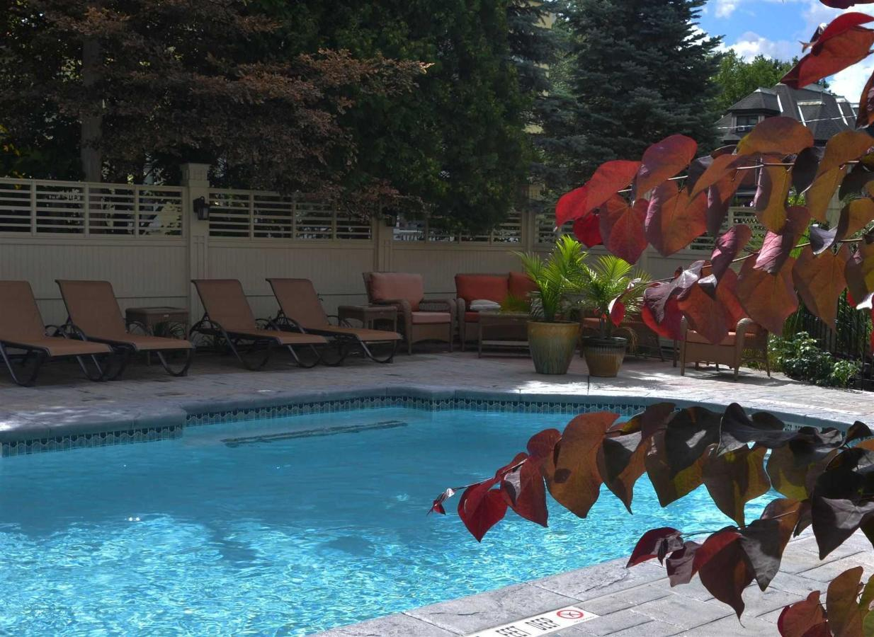 Union Gables Inn pool