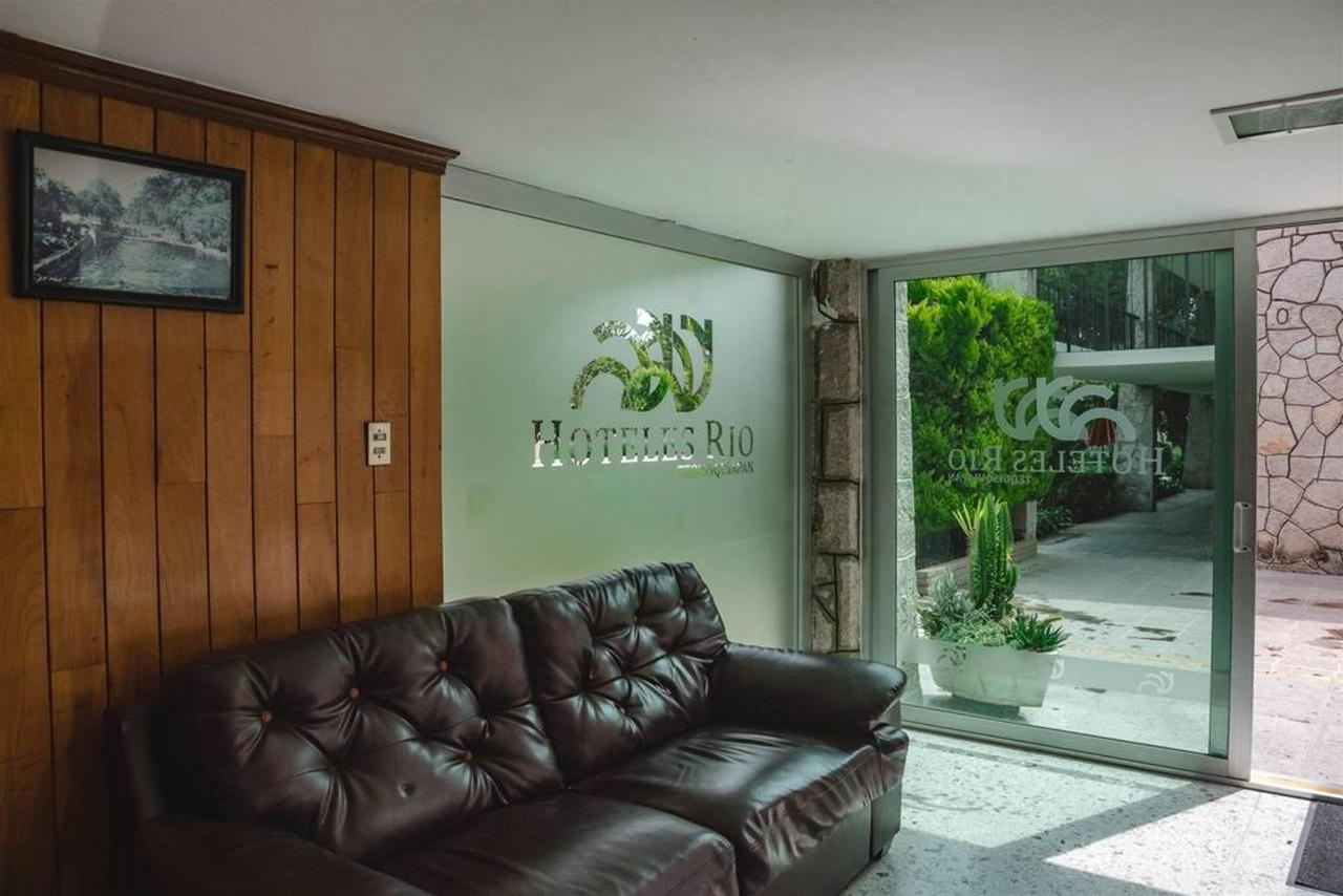 El Hotel, Hoteles Río, Tequisquiapan, Querétaro, México.jpg